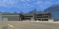 Bild: Georg Stiegler GmbH in Siegen baut um und erweitert ihre Geschäftsräume
